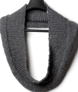 Free Knitting Pattern Infinity Scarf Cowl