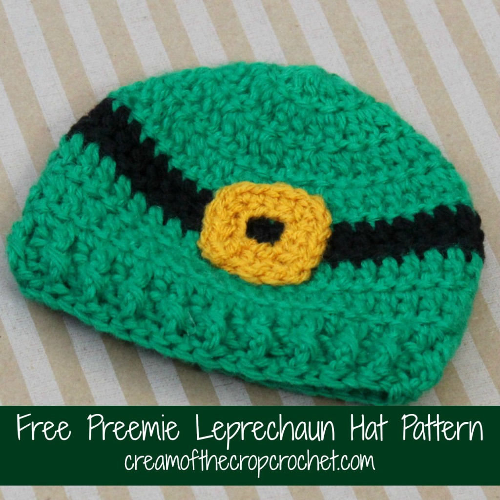 Free Crochet Pattern Of The Day : St. Patrick s Day Free Crochet pattern collection ? Yarn Twist