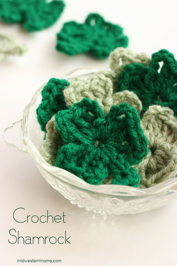 Free Crochet Pattern Collection St. Patrick's Day