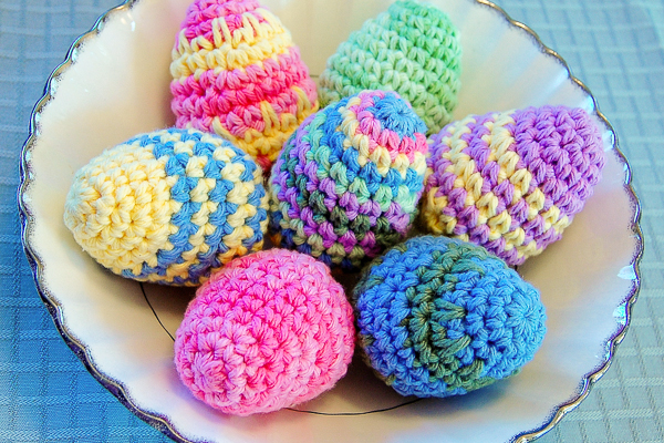 Free Crochet Pattern Collection for Easter