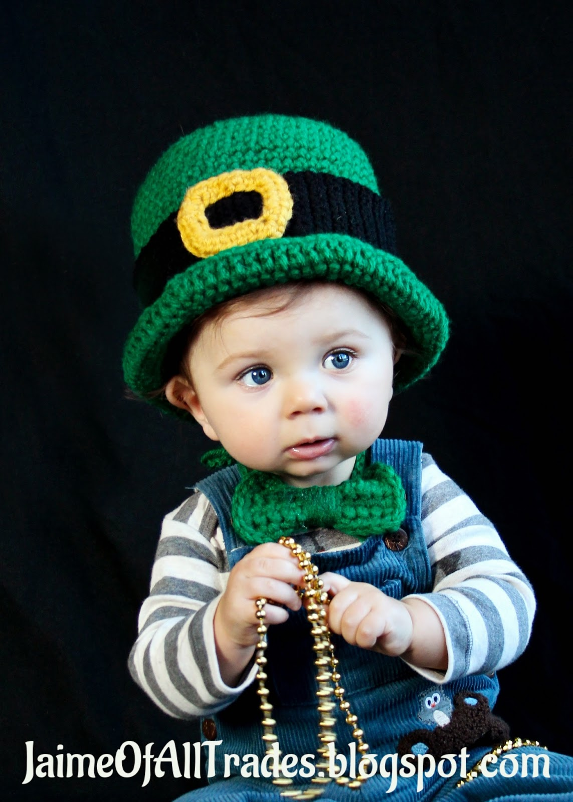 St. Patrick s Day Free Crochet pattern collection ? Yarn Twist