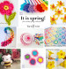 Free Crochet Patterns It is Spring!