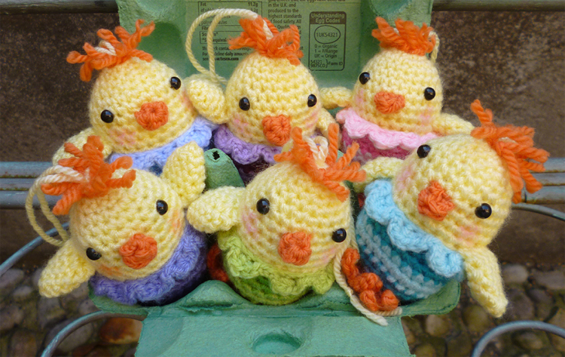 Free Collection Of Easter Crochet Patterns Yarn Twist