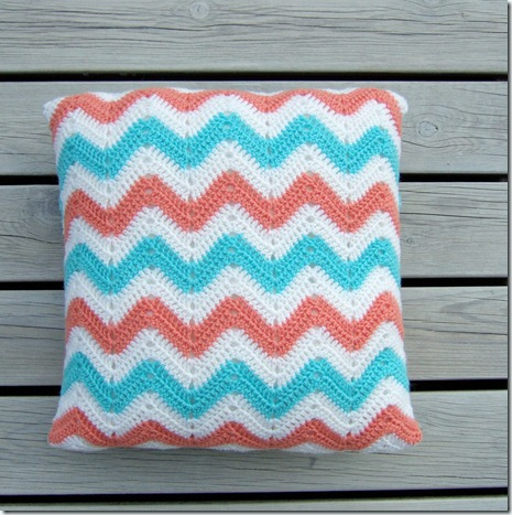 Free Crochet Pattern Collection on YarnTwist Chevron