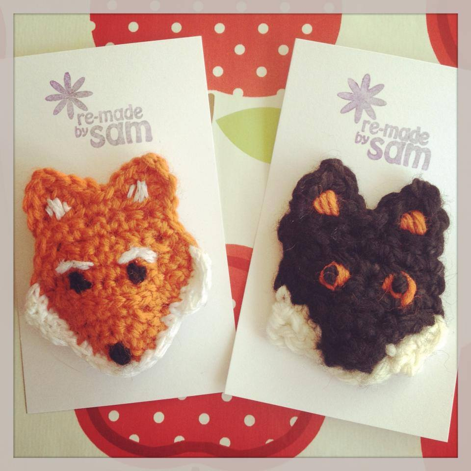 Free Crochet Pattern Collection Foxes