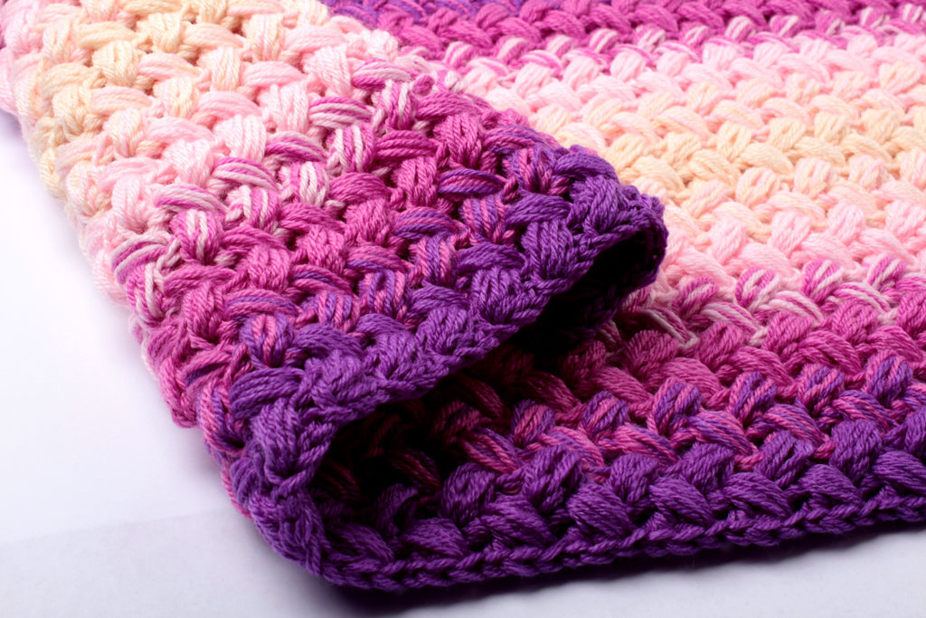 Crochet Zig Zag Blanket Pattern Free Yarn Twist